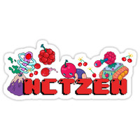 'NCTZEN' Sticker by wangjckson