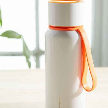Click-Top Stainless Steel Water Bottle-