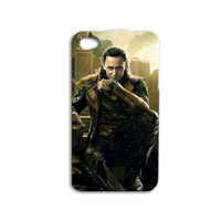 Tom Hiddleston Phone Case Cute iPod Case Loki Phone Case Thor iPhone Cover iPhone 4 iPhone 5 iPhone 4s iPhone 5s iPod 4 Case iPod 5 Case