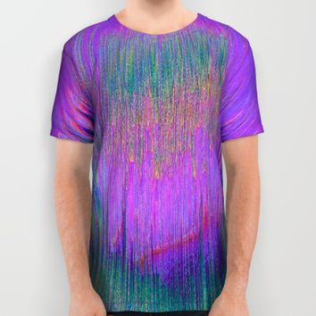 hlgrphcmlt All Over Print Shirt by Ducky B