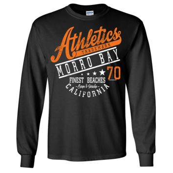 Morro Bay Athletics Long Sleeve Shirt