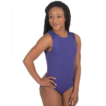 Ainsliewear Nina Leotard with Kara Lace