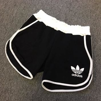 Adidas Sports short pants shorts black for women