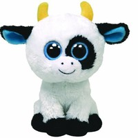 Ty Beanie Boos Daisy The Cow
