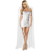 Roma Womens Saint Halloween Party Dress Costume