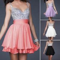short prom dresses in Women's Clothing | eBay