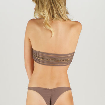 2014 ACACIA Swimwear Axel Bottom in Fig
