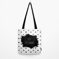 Get Fictional Tote Bag by Infinitelyeverafter