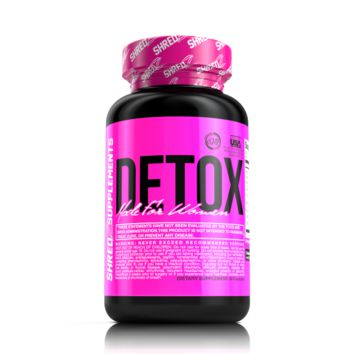 SHREDZ® Detox Made For Women