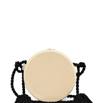 Collar-box leather and stingray tassel bag | Hillier Bartley | MATCHESFASHION.COM US