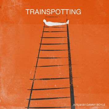 Trainspotting Art Print by TwO Owls | Society6