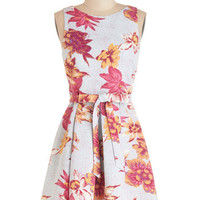 Plenty by Tracy Reese Mid-length Sleeveless A-line Plenty by Tracy Reese Petal Trail Dress