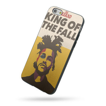 King of The Fall The Weeknd for iPhone 4/4s