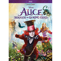 Alice Through the Looking Glass DVD | Disney Store