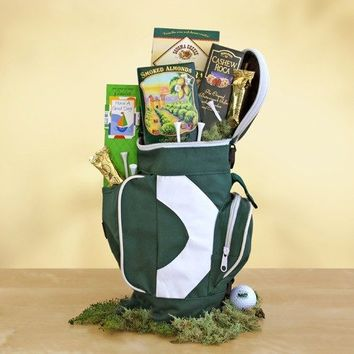 Caddy Snacks Golf Gift