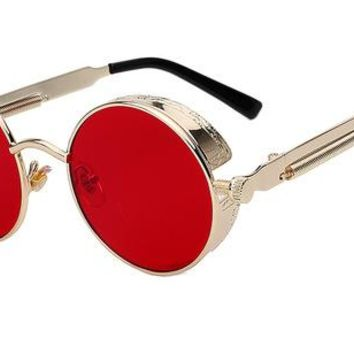 High-Quality Stylish Steampunk Sunglasses