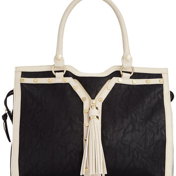 Big Buddha Patton Bag (black) Vegan Friendly