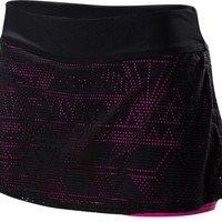 Women's Topaz Peak Mesh Active Mini Swim Skort - Active Swimwear - Swimwear - Womens | TYR