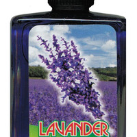 Lavender Oil Spiritual Oil for Magic & Spells / Aceite Espiritual de Lavanda