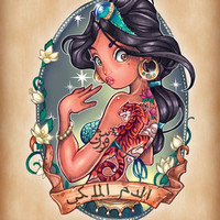 Royal Blood Art Print by Tim Shumate | Society6