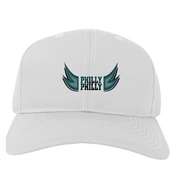 Philly Philly Funny Beer Drinking Adult Baseball Cap Hat by TooLoud
