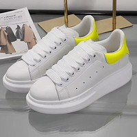 Alexander McQueen Woman Men Fashion Casual Sneakers Sport Shoes-5