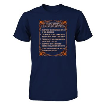 5 Secrets To A Perfect Relationship - Shirts