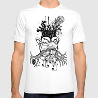 Nerd tree T-shirt by Emilia Jesenska