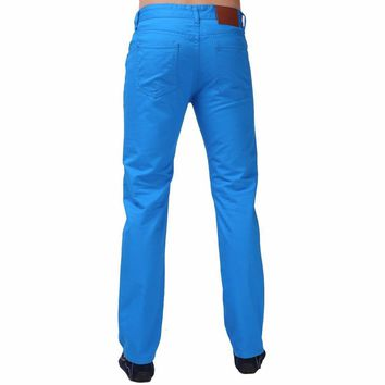 Men's Jeans pants Casual Slim Custom Fit