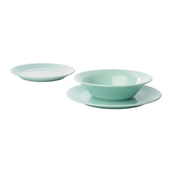 STROSA 12 piece dinnerware set - IKEA