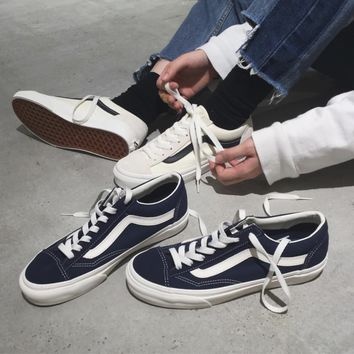 Vans Vault OG style 36 Retro Nylon Shoes 35-44