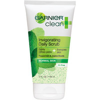 Walmart: Garnier Clean + Invigorating Daily Scrub, 5 fl oz