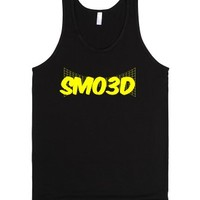 California Allstars Smoed-Unisex Black Tank