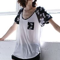 Me To We Heritage Raglan T-Shirt at PacSun.com