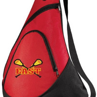 Williamsville East Womens Lacrosse Port & Company® Honeycomb Sling Pack