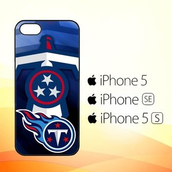Tennessee Titans Z3007  iPhone 5|5S|SE Case