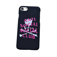 Antisocial social club Hardshell Case for iPhone 7