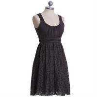 meeting before dark lace dress in gray - $37.99 : ShopRuche.com, Vintage Inspired Clothing, Affordable Clothes, Eco friendly Fashion