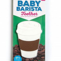 Baby Barista Teether