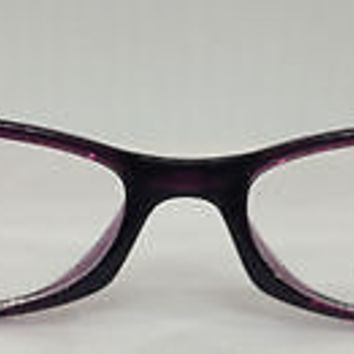 NEW AUTHENTIC SILHOUETTE SPX 1510 COL 6082 PURPLE PLASTIC EYEGLASSES FRAME