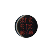 Bring Me The Horizon Logo Pin