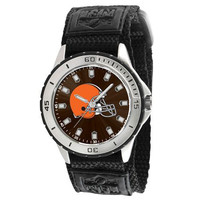 Cleveland Browns NFL Mens Veteran Series Watch