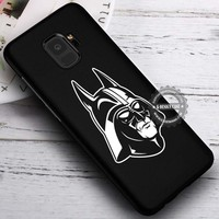 Darth Knight Darth Vader Star Wars iPhone X 8 7 Plus 6s Cases Samsung Galaxy S9 S8 Plus S7 edge NOTE 8 Covers #SamsungS9 #iphoneX