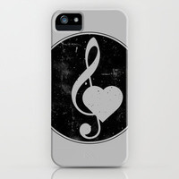 Music iPhone Case by Bill Pyle