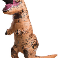 Jurassic World: T-Rex Inflatable Adult Costume
