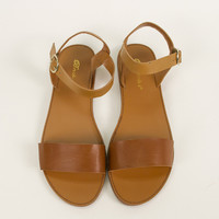 Tongue Tied Sandal