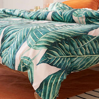 83 Oranges For Deny Tropical Serenity Duvet Cover | Urban Outfitters