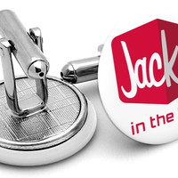 Jack In The Box Cufflinks