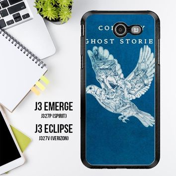 Coldplay Ghost Stories F0857 Samsung Galaxy J3 Emerge, J3 Eclipse , Amp Prime 2, Express Prime 2 2017 SM J327 Case
