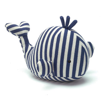 """Jellycat Walter Whale Chime 9"""""""